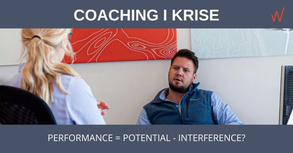 Vi har testet coaching som kriseverktøy – og det virker!