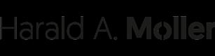 Harald A. Møller logo